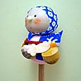 島根県安来市 安来節人形(その2)