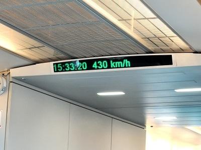 430km